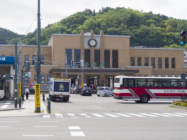 小樽駅の駅舎