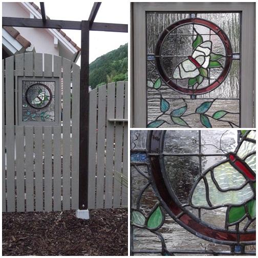 20140527バーゴラ板塀