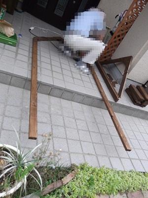 20140630三角屋根アーチ④