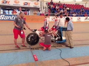 uciパラサイクリング世界選手権トラック大会
