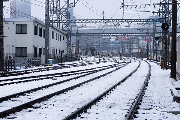 名残の雪-5