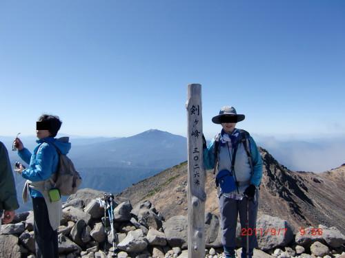 2011年9月7日乗鞍岳_1