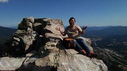 ブラックビュート登頂2014A