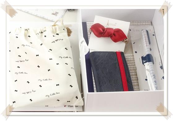 My Little Box パリ サプライズボックス