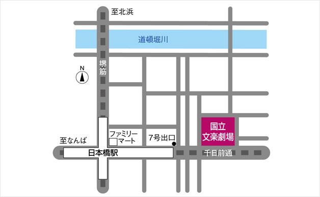 文楽地図map_bunraku_l