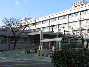 住吉病院300px-Osaka_City_Sumiyoshi_Hospital