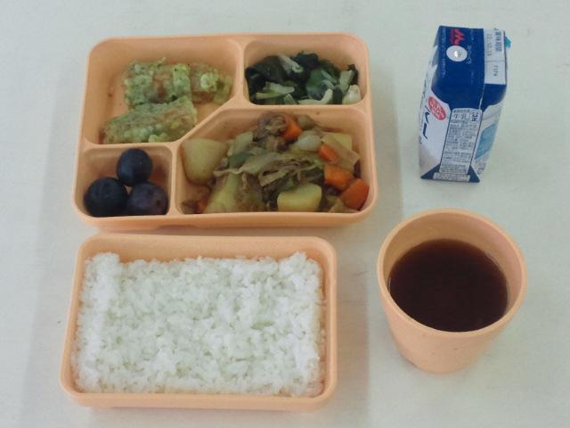 大阪市給食写真1kyuusyokusyasinn