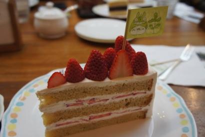 人気!イチゴのショートケーキ