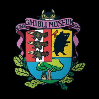 三鷹の森ジブリ美術館マーク