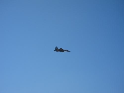 小牧オープンベース F-15偵察飛行
