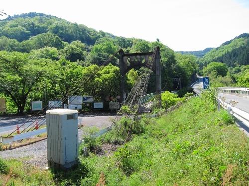 木曽川川上り 丸山ダム 橋