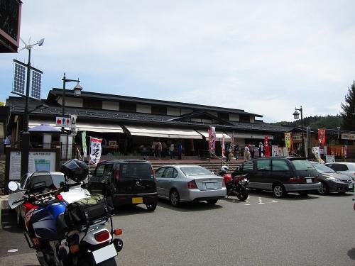 木曽川川上り 道の駅日義木曽駒高原