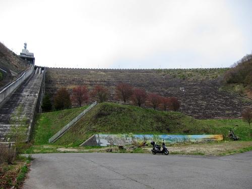 木曽川川上り 味噌川ダム下流側2