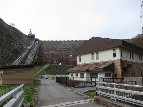 木曽川川上り 奥木曽発電所