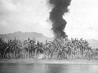 200px-Naval_shell_fire_on_Leyte_beach.jpg