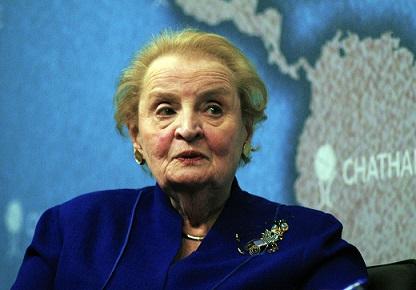 Madeleine_Albright,_US_Secretary_of_State_(1997-2001)_(8662177571)