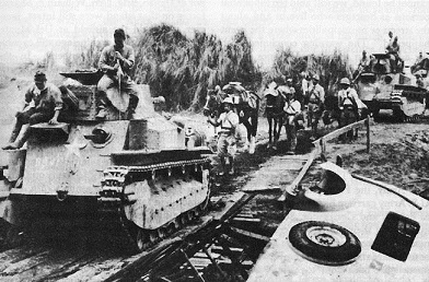 Japanese_light_tanks_moving_toward_Manila_2014092818453557e.jpg