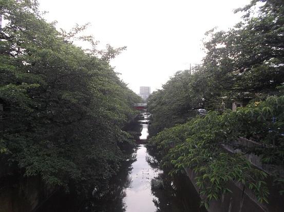 石神井川1939