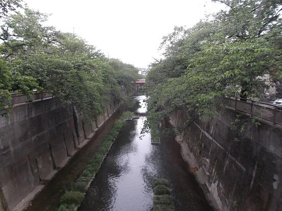 石神井川1879