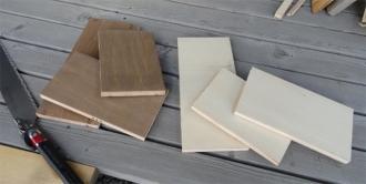 本棚板を追加製作