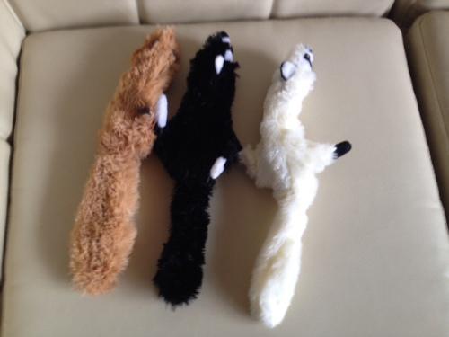 おもちゃ3個