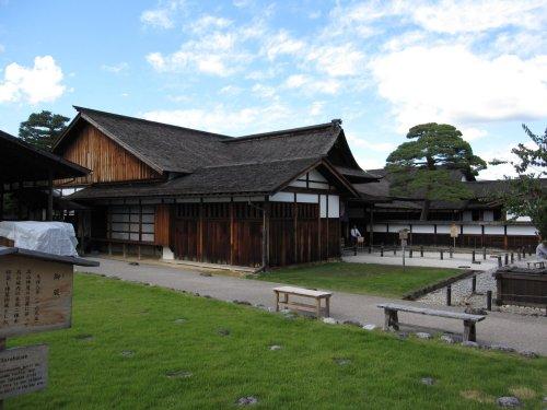 7高山陣屋