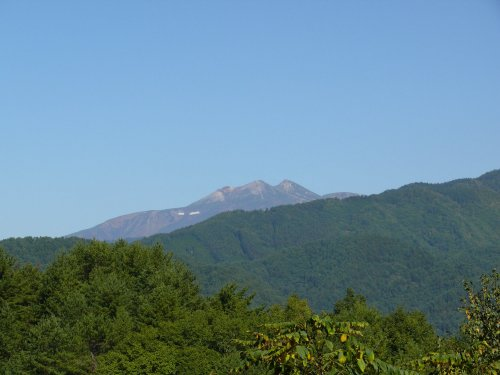 乗鞍岳(地蔵峠)