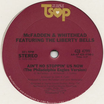 DG_McFADDEN  WHITEHEAD_AINT NO STOPPIN US NOW_201402