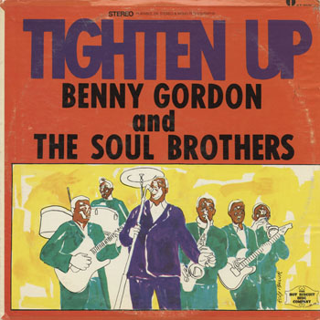SL_BENNY GORDON_TIGHTEN UP_201403