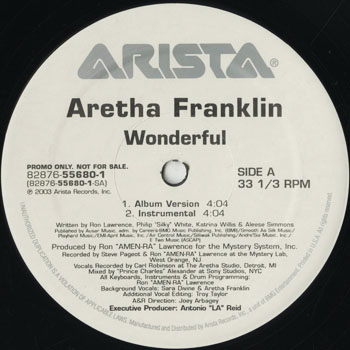 RB_ARETHA FRANKLIN_WONDERFUL_201404