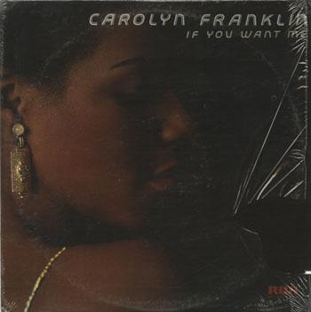 SL_CAROLYN FRANKLIN_IF YOU WANT ME_201404