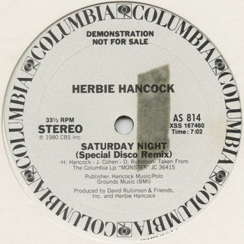 DG_HERBIE HANCOCK_SATURDAY NIGHT_201405