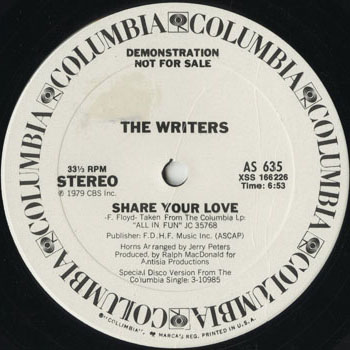 DG_WRITERS_SHARE YOUR LOVE _201405