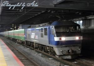 52レ(=EF210-161牽引)