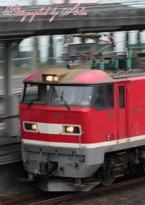3099レ(=EF510-1牽引)