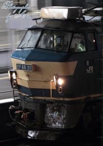 1080レ(=EF66-30牽引)