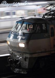 1082レ(=EF66-116牽引)