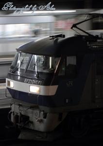 52レ(=EF210-171牽引)
