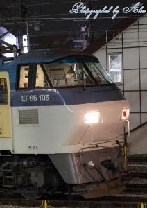 まだまだ綺麗なEF66-105