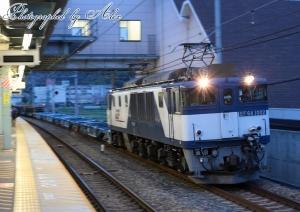 8864レ(=EF64-1002牽引)