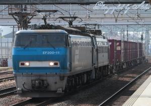1250レ(=EF200-11+EF66-21牽引)