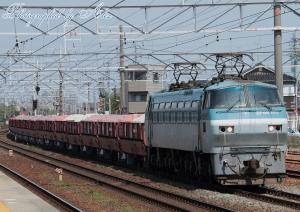5780レ(=EF66-102牽引)
