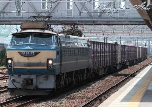 5091レ(=EF66-27牽引)