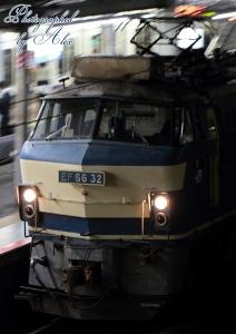 5088レ(=EF66-32牽引)