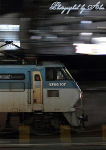 1082レ(=EF66-107牽引)