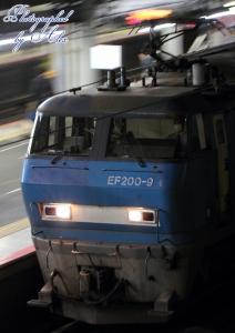 1082レ(=EF200-9牽引)