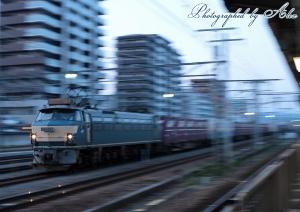 5073レ(=EF66-26牽引)