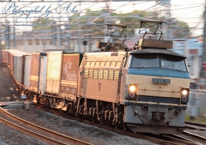 5065レ(=EF66-36牽引)