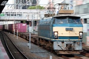 遅5071レ(=EF66-21牽引)