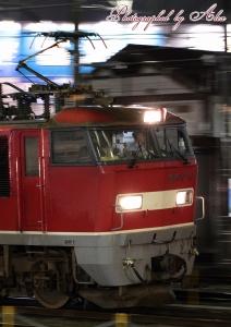4060レ(=EF510-13牽引)